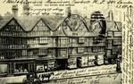 England – London – High Holborn – Old Houses