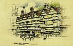 England – London – Holborn – Staple Inn