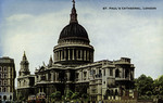 England – London – St. Paul's Cathedral