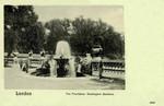 England – London – The Fountains: Kensington Gardens