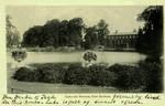 London – Lake and Museum, Kew Gardens