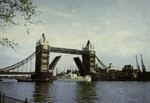 England – London – The Tower Bridge
