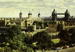 England – London – The Tower of London