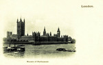 London – Houses of Parliament
