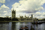 London – The Houses of Parliament