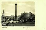 England – London – Trafalgar Square