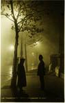 "London – ""Night Duty"" Trafalgar Square at 2AM"