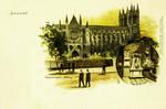 London – Westminster Abbey, Poet's Corner