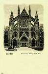 London – Westminster Abbey, North Door