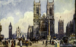 England – London – Westminster Abbey