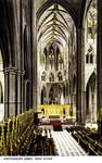 England – London – Westminster Abbey – High Altar