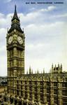 London – Big Ben, Westminster