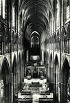 London – Westminster Abbey, Looking East
