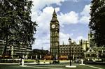 London – Big Ben & Parliament Square
