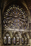 London – Westminster Abbey, The Rose Window, South Transept