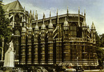 England – London – Westminster Abbey – Henry VII Chapel from the Southeast