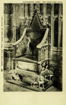 London – Westminster Abbey, The Coronation Chair