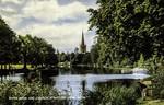 Stratford-Upon-Avon – River Avon and Church