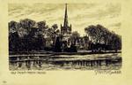 Stratford-Upon-Avon – Holy Trinity Parish Church
