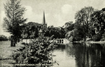 Stratford-Upon-Avon Church, from the River