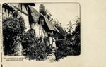 Stratford-Upon-Avon – Ann Hathaway's Cottage