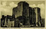 Kenilworth – Kenilworth Castle, Cæsar's Tower and Keep
