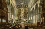 Carlisle – East Window, Carlisle Cathedral