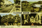 England – Cleator – Cleator Moor – The Square – The Grotto St. Mary's Church – Ennerdale Water – St. Mary's Church