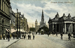 Edinburgh – Princes Street
