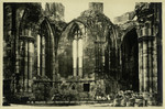 Melrose Abbey – Presbytery and Transept Chapels