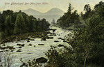 Killin – River Dochart and Ben More