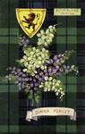 Scotland – Sutherland Tartan – Dinna Forget