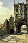 Bristol – St. Augustine Gate