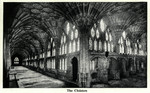 Gloucester – The Cloisters
