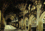 Gloucester – Gloucester Cathedral – Cloisters and Lavatorium