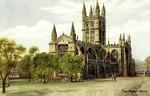 Bath – The Abbey