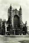 Bath – Bath Abbey, West Front