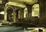 Bath – Circular bath, Roman Baths