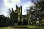 Bath – The Abbey, Somerset