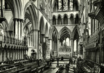 Salisbury – Salisbury Cathedral – The Choir