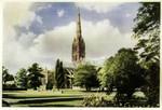Salisbury – Salisbury Cathedral S.