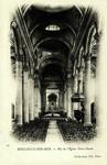 Boulogne-sur-Mer - Nef de l'Église Notre Dame