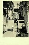 Boulogne-sur-Mer - La rue des Machicoulis