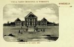 Wimereux - Vue du Casino Municipal de Wimereux