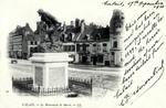 Calais - Le Monument de Cavet