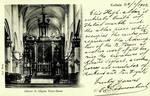 Calais - Chœur de l'Église Notre-Dame