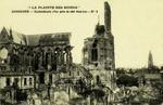 Soissons - Cathédrale (Vue prise du côte Nord-Est)