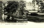 Beauvais - La Préfecture - Rivière du Parc