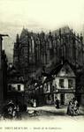Beauvais - Abside de la Cathédrale