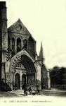 Beauvais -Portail Saint-Étienne